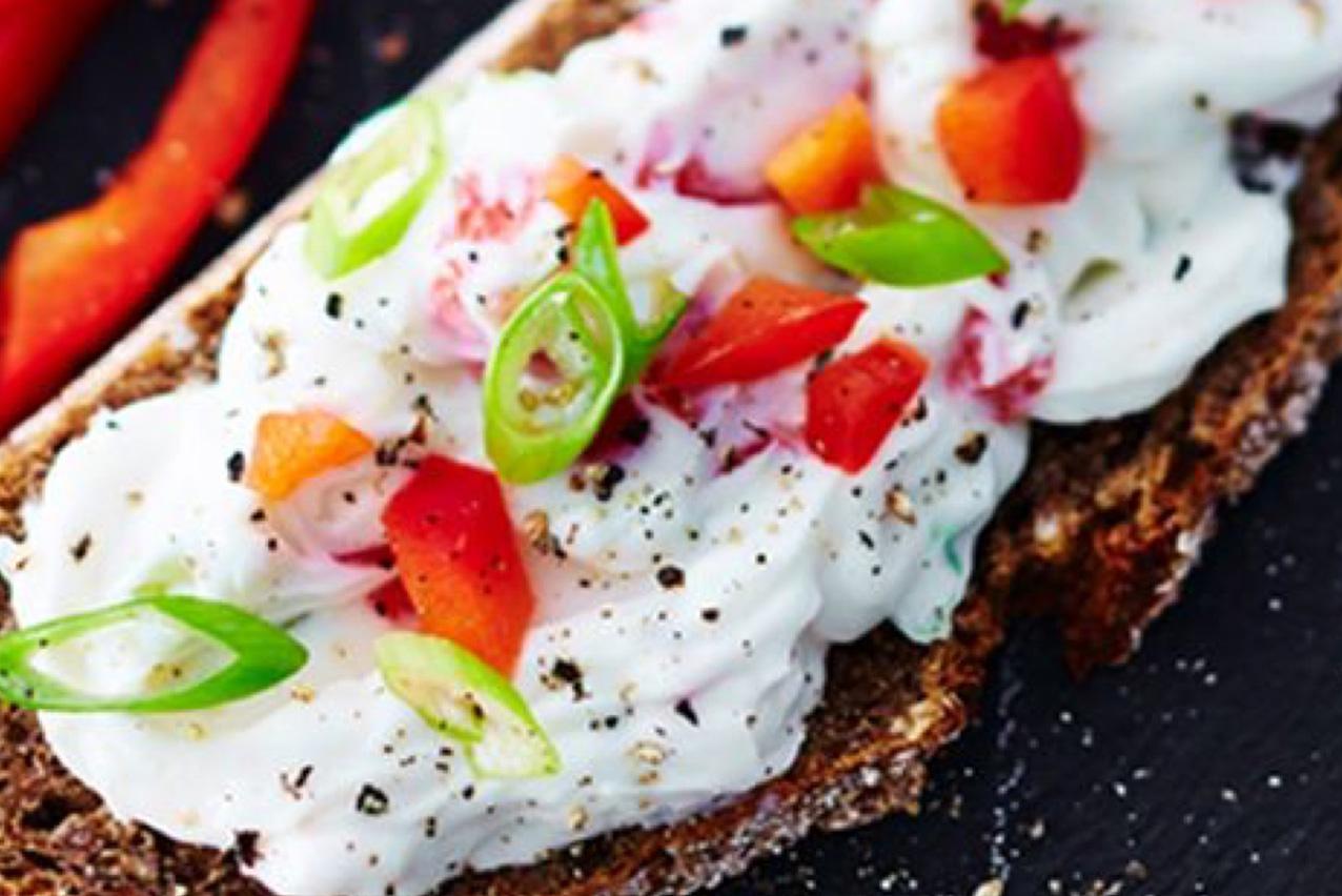 Lunch-Frühstück-Brot